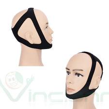 Fascia mento capo anti smettere russare cintura migliora cura sonno dormire bene