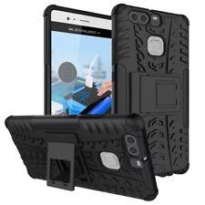 New Hybrid Case 2 teilig Outdoor Cover Tasche Hülle Zubehör für Smartphones Neu