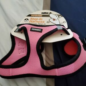 Step-in Dog Harness small New free ship u.s.pink