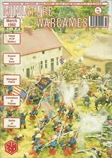 Miniature Wargames Magazine #106 Ancients Modern Napoleonic 19th Century *FS