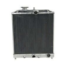 4Row Radiator for Honda Civic EG EK CRX del Sol Integra 1992-2000 Engine Cooling
