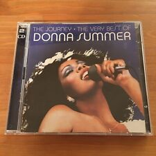 The Journey: The Very Best of Donna Summer Limited Edition 2CD set