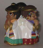 Hallmark Keepsake Ornament Angelic Trio Child Angels 2000 QX8234