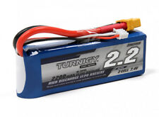Turnigy 2200mAh 2S 7.4V 20C 40C Lipo Battery Pack w/XT60U Plug 12AWG Wire USA