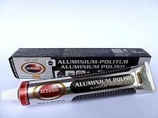 (EUR 7,00/100ml) 1x 75 ML AUTOSOL ® aluminium polissage alu polish Nettoyant pâte