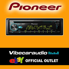Pioneer DEH-X7800DAB - CD MP3 sintonizador DAB Bluetooth iPhone & Android compatible BN