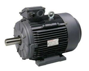 Three Phase Electric Motor  0.37kW - 3kW 400V 2 Pole & 4 Pole TEC Motors
