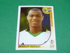 N°163 AUGUST SOUTH AFRICA PANINI FOOTBALL JAPAN KOREA 2002 COUPE MONDE FIFA