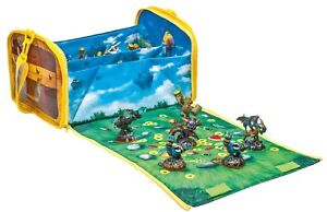 Skylanders Classic: Mini Treasure Chest Adventure Case & Playmat for Storage
