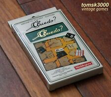 1980s Magnetic Pocket CLUEDO / Clue Board Game UK Ed Boxed Complete VGC Travel