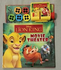 Disney the Lion King Movie Theater : Storybook and Movie Projector