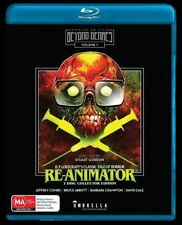 Re-Animator (Blu-ray, 2018, 2-Disc Set)