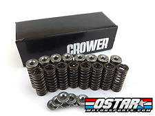Crower Titanium Retainers & Valve Springs 1988 - 1998 Civic D16Z6 D16Y8 D17A2