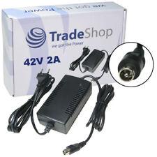 Trade-Shop 42V 2A 1pin Ladegerät Netzteil Lader für E-Bike Pedelecs 36V Akkus