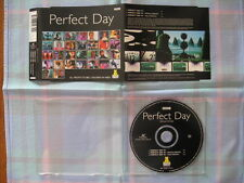LOU REED PERFECT DAY CD SINGLE 1997 Like New Come Nuovo BOWIE U2 ELTON JOHN