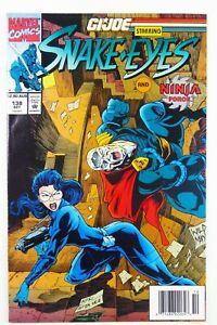 Marvel G.I. JOE: A REAL AMERICAN HERO #138 RARE AUSTRALIAN PRICE VARIANT FN+