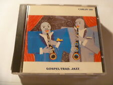 GOSPEL TRAD JAZZ T MEEHAN HINTON HONEYBONE CARLIN RARE LIBRARY SOUNDS MUSIC CD