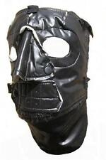 BRITISH ARMY SPECIAL FORCES STYLE BLACK PVC EXTREME COLD WEATHER FACE MASK