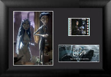 Film Cell Genuine 35mm Framed & Matted Tim Burton Corpse Bride S1 USFC5483