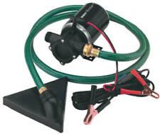 12v Pud L Scoop Mini Portable Utility Pump 10 Cables W Clamps 6 Suction Hose