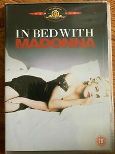In Bed with Madonna DVD 1991 Truth or Dare Concert Movie Documentary