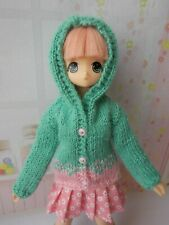 hooded cardigan available for pure neemo,momoko,fashion royalty, poppy