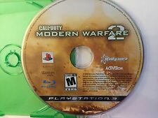 Call Of Duty Modern Warfare 2 Rated M For Mature Playstation 3 Pre-Owned!