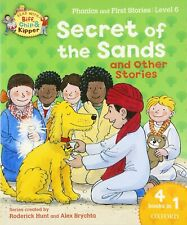 Read With Biff, Chip and Kipper Secret of the Sands & Other Stories LEVEL 6 NEW