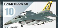 F-toys 605549-10 avion de combat f-16c 1/144