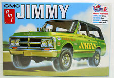 New Amt Retro 1972 Gmc Jimmy 2 in 1 Kit Sealed