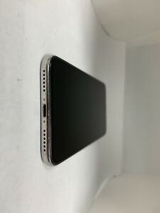 Apple iPhone X - 256GB - Silver (Unlocked) A1901 (GSM) RM2497
