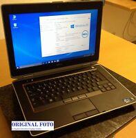 Dell Latitude e6430 Core i5 3.GENER. 3320M-2,6GHz 4096MB 250GB WEBCAM WINDOWS7