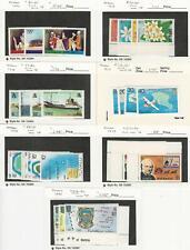 Tuvalu, Postage Stamp, #43//136 Mint NH, 1977-80, JFZ
