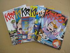 Krass! - P. Bagge's  # 1-7 komplett