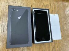 Apple iPhone 8 - 64GB - Space Grey (Unlocked, Boxed, Cracked Screen)