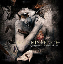 NilExistence – Existence is Revelation (CD, 2016) New York Deathcore, NEW