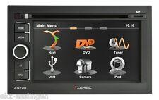 Z-N720 - ZENEC Naviceiver 2-Din mit TMC + Parrot Bluetooth