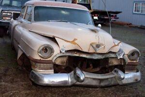 1951 CADILLAC LEFT Axle Shaft 258822