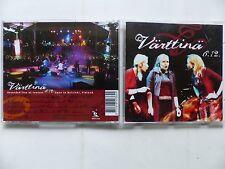 CD ALBUM VARTTINA   6.12  MWCD 4036 FOLK FINLANDE