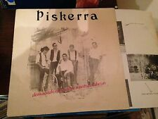 """PISKERRA - DEMASIADO CIELO 12"""" LP POWER POP"""