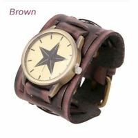 Vintage Available Wide Watches Strap For Watch Bracelet Wristwatch Leather