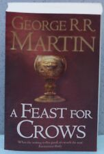 A Feast For Crows- UK Edition  ( Item 1072-1073-1074 )