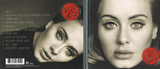 Adele 25 incl HELLO (XL, 2015) CD BRAND NEW at Musica Monette from Canada #333