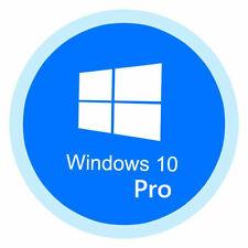 Licenza Windows 10 Pro Key 32 & 64 Bit Microsoft Win 10 Pro Key Italiano