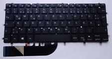 Teclado Dell XPS 13 9343 9350 13-9343 13-9350 iluminado retroiluminada Keyboard