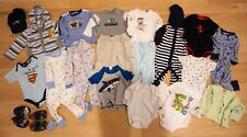 Boy 6 - 9 months Armani and Ferrari Originals Very Cute Clothes Lot 20+ Items