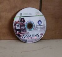Assassin's Creed II Microsoft Xbox 360 disc only Tested