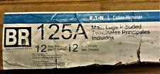 Cutler Hammer BR1212L125 Circuit Breaker Load Center