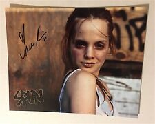 Mena Suvari / American Beauty / American Pie / Spun / Signed Color Photo #2