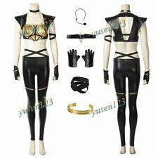 League Of Legends KDA Kai SA Cosplay costume Donna Sexy Vestito personalizzato